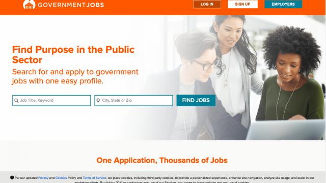 governmentjobs.com
